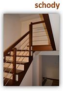 Wykonujemy schody drewniane na indywidualne zamówienie klienta